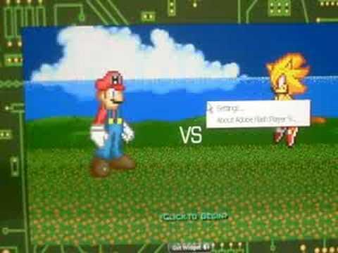 Super Smash Flash Hack