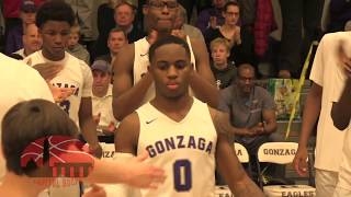 Chris Lykes (Gonzaga) Capitol Hoops Official Mixtape, Volume 2