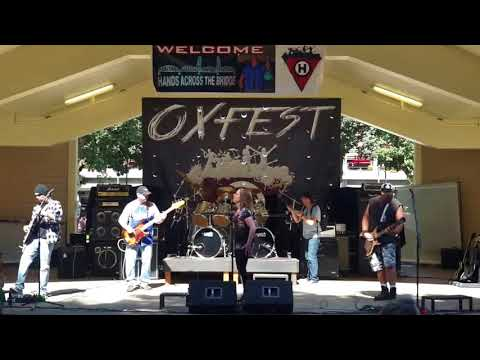 Keri Singing w Almost Sober @ OXFEST Esther Short Park, Vancouver WA 09-07-2015 Part 2