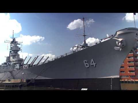 Nauticus Featuring the Battleship Wisconsin | Museums | Norfolk, VA