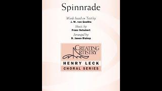Gretchen am Spinnrade - Arranged by D. Jason Bishop