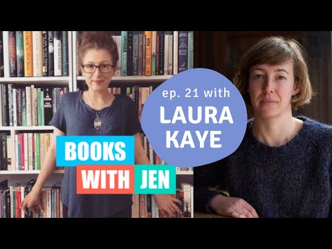 English Animals | BOOKS WITH JEN Ep. 21 | Ft. Laura Kaye