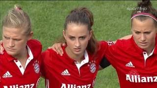Frauen Bundesliga. FC Bayern München - SC Freiburg (03/09/2016)