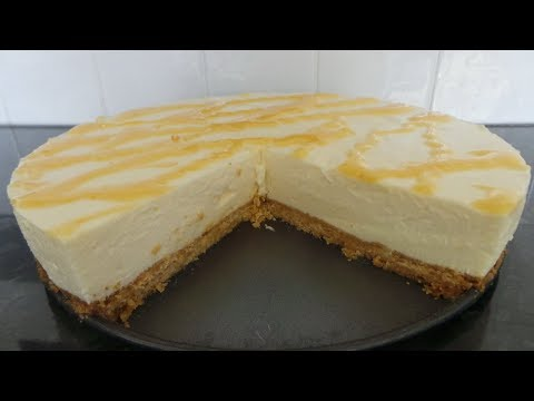 Lemon Icebox Cheesecake
