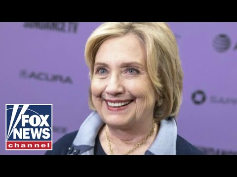 Hillary Clinton pens 'political thriller' fiction book