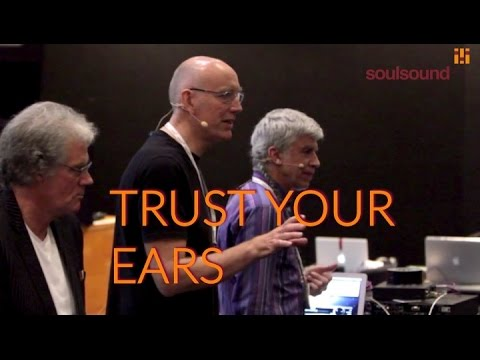 Trust Your Ears & Be Suspicious - Tony Andrews, John Newsham & Roger Lindsay