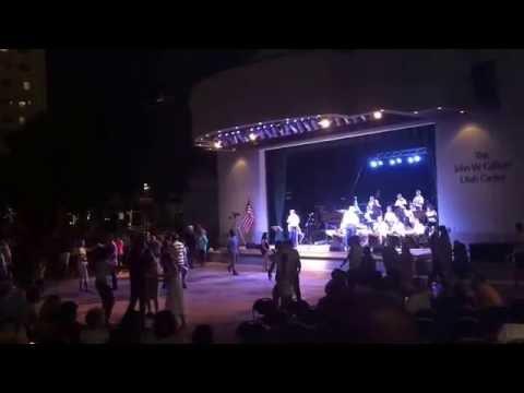 JAZZ CONCERT IN DOWNTOWN SALT LAKE CITY | VLOG