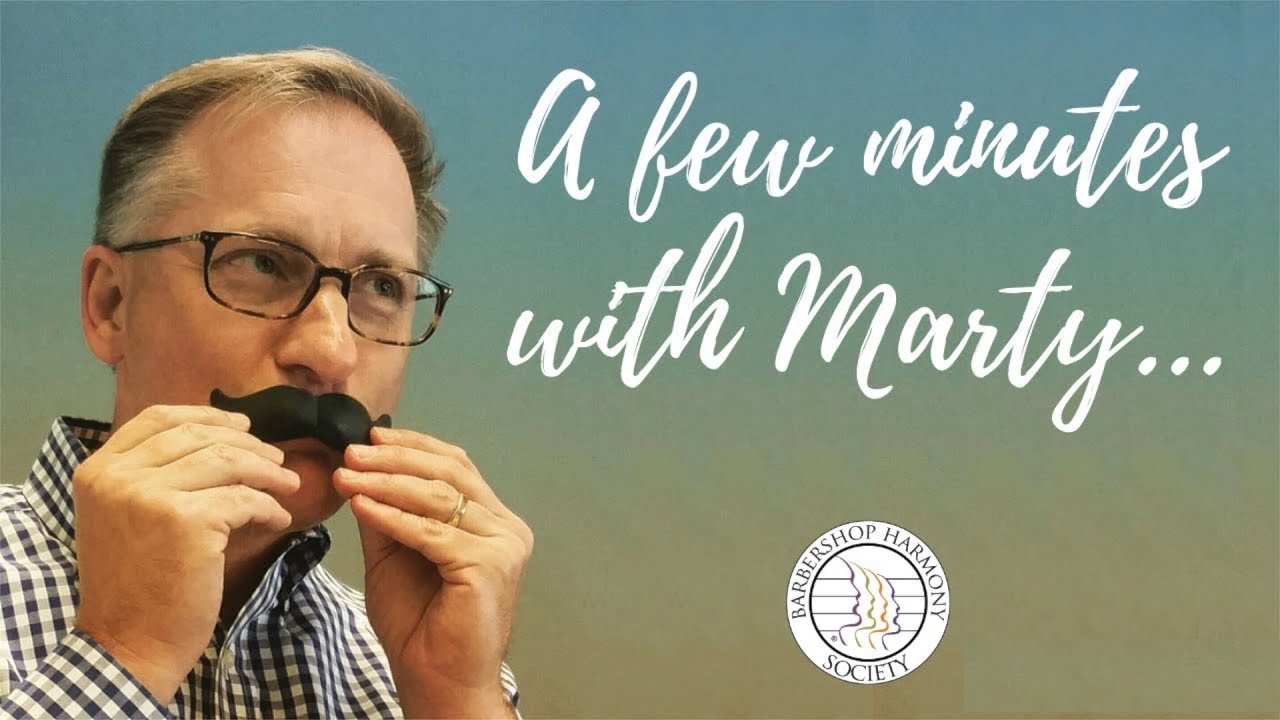 A Few Minutes with Marty | June 2021