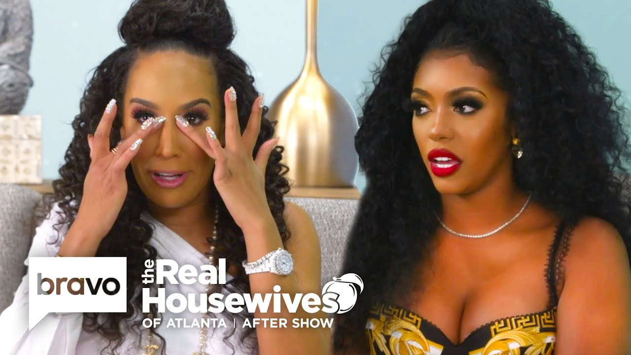 Porsha Williams' After Show Confession Brings Tanya Sam to Tears | RHOA After Show (S12 Ep23)