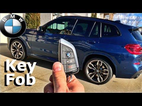 2019 BMW Key Fob Tutorial