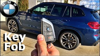 2019 BMW Key Fob Tutorial