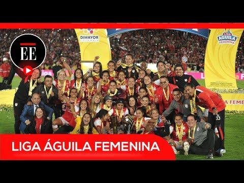 Así se coronaron las Leonas, campeonas de la Liga Femenina   El Espectador