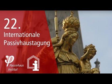 München, Manhattan und Mongolei - Passivhaus-Standard wird weltweit angewandt / Internationale Passivhaustagung am 9. + 10. März 2018 im MOC München