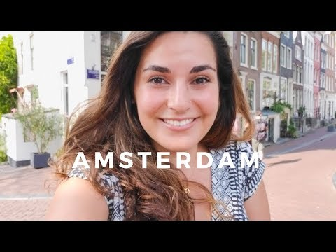 Choose Where I Travel To Next! // Backpacking Europe - Amsterdam
