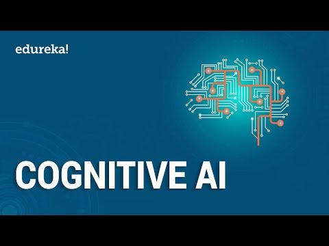 What is Cognitive AI? Cognitive Computing vs Artificial Intelligence | AI Tutorial | Edureka