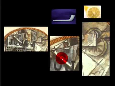 03 Cubism And Its Impact 01 Picasso Still Life With Chair Caning Youtube