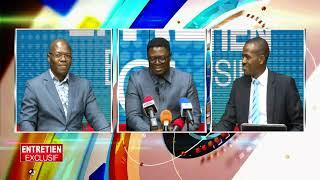 ENTRETIEN EXCLUSIF DU 21 04 2018 : ALAIN DANIEL SHEKOMBA CANDIDAT A LA PRÉSIDENTIELLE EN RDC