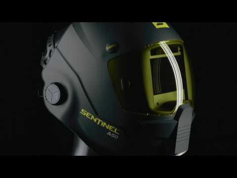 ESAB SENTINEL A50: лучшим сварщикам - лучшая сварочная маска!