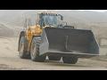Big Volvo L350F Wheel Loader - Working in Danish Gravel Pit | Thyborøn Nordsøral