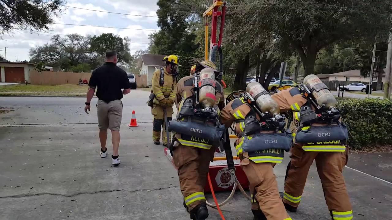 Orange County Fire Rescue - Todd Aldridge and Mark Benge Honor ...