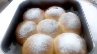 Puf Puf Kahvaltılık Tatlı Çörek Tarifi