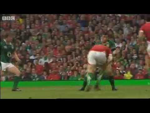 Ireland v Wales Grand Slam Final Highlights Commentary by Jim Neilly