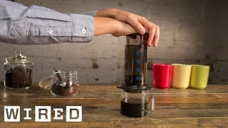 A Look at the Aerobie AeroPress Coffee-maker-Gadget Lab-WIRED