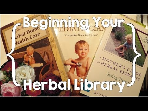 Herb Books for Beginners ║ Healing at Home Series