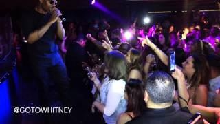 Live Performance by Mario at Dusk Nightclub