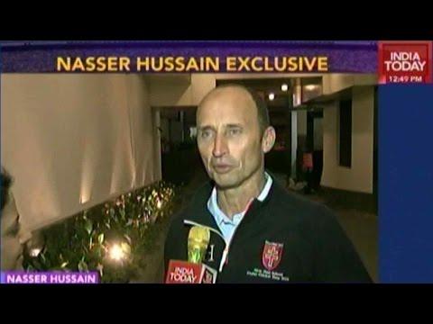 Slog Fest WT20: Nasser Hussain Speaks...