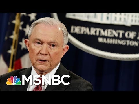 Top Democrat Adam Schiff Says AG Jeff Sessions Wouldn't Answer On Russia Probe | Morning Joe | MSNBC