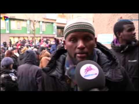 Eskilstuna moské - När media frossade i den svenska rasismen