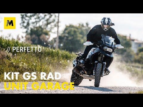 BMW GS Rad LC - KIT Unit Garage, TEST [English Sub.]