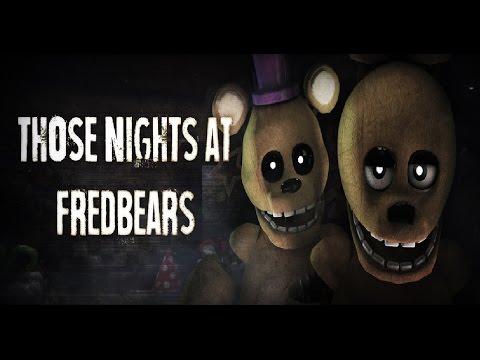 those nights at fredbears скачать игру
