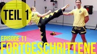 Kickbox Training #11 - Roundhouse Kick ausführlich erklärt / Übung / Boxen lernen / Kickboxen / Köln