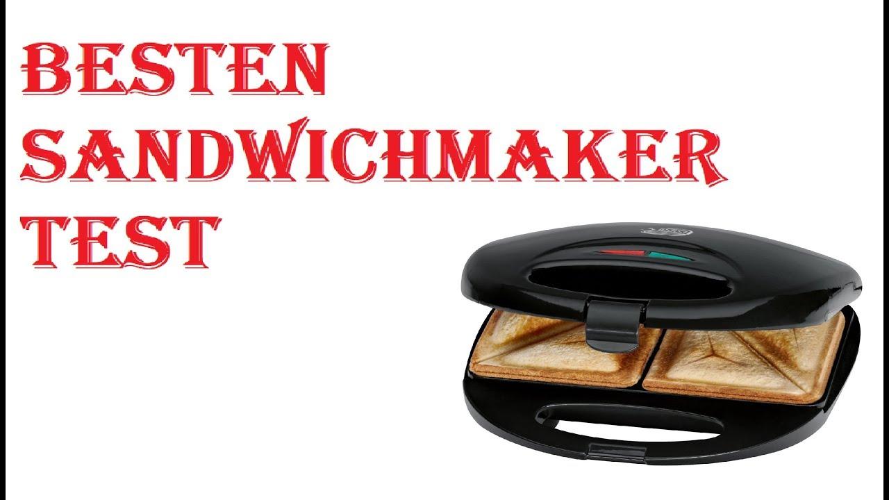 Besten Sandwichmaker Test 2020 Youtube