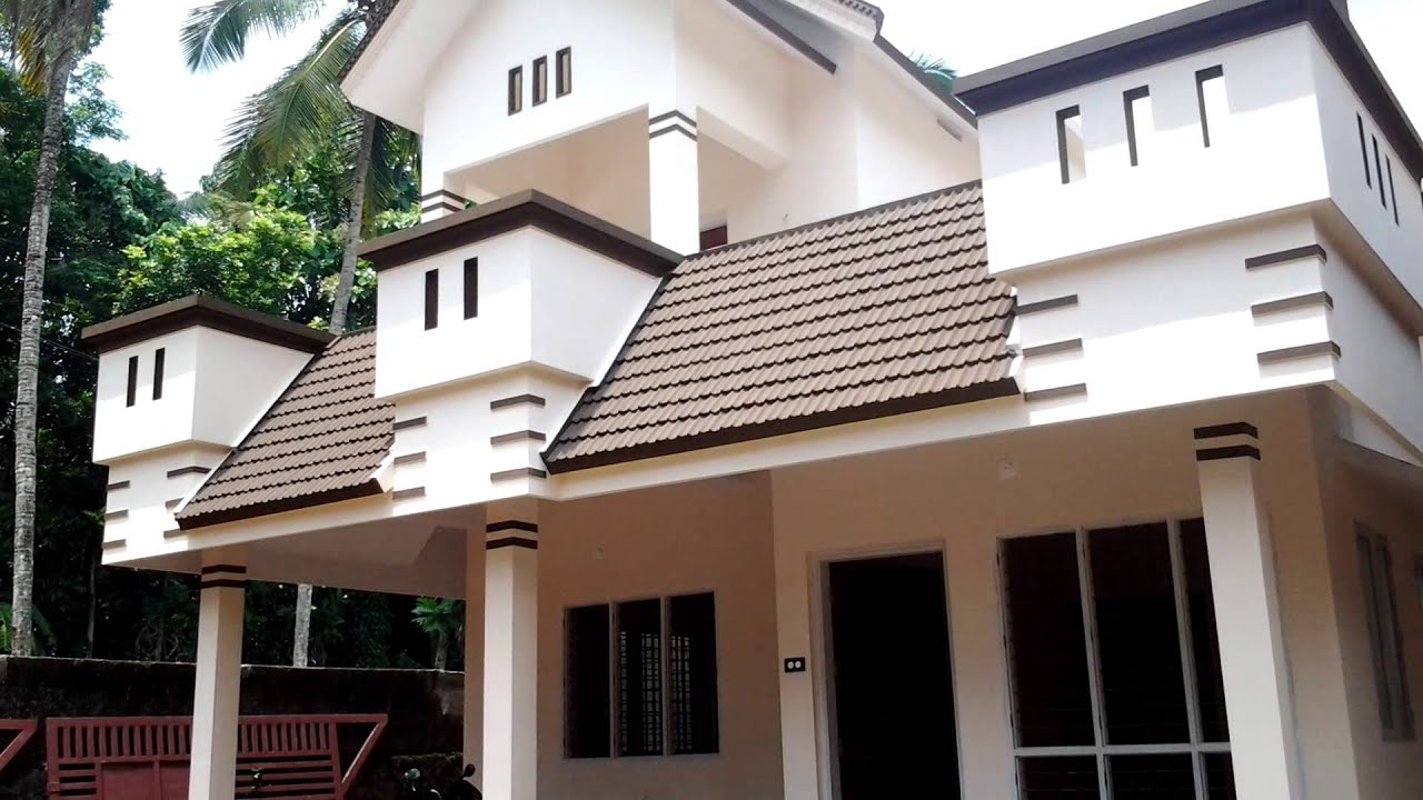 2000 sq ft 3 bedrooms double storey house for sale in for House plan for 2000 sq ft in india
