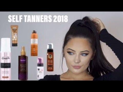 BEST & WORST SELF TANNERS 2018 | Madison Reid
