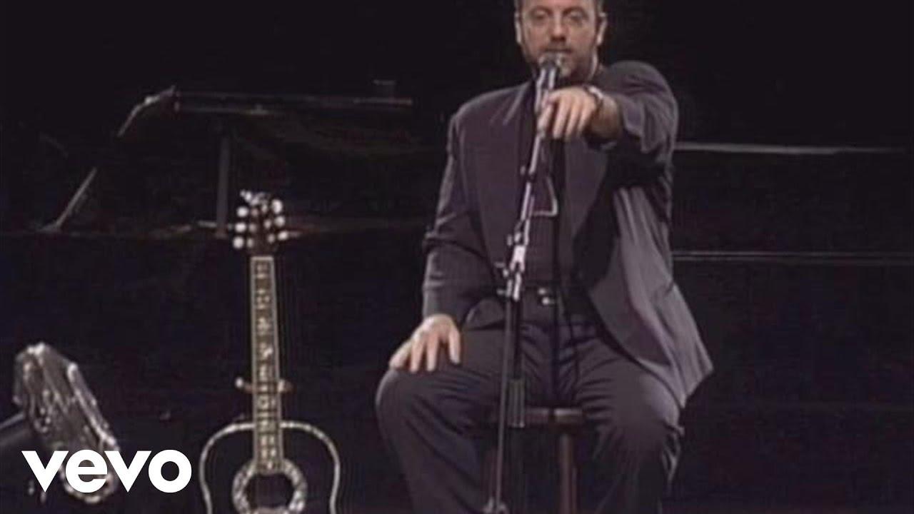 Billy Joel - Q&A: Do You Like Garth Brooks'