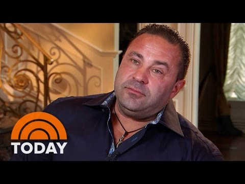 Joe Giudice Of 'Real Housewives' On Wife Teresa's Jail Time: 'I Was To Blame' | TODAY