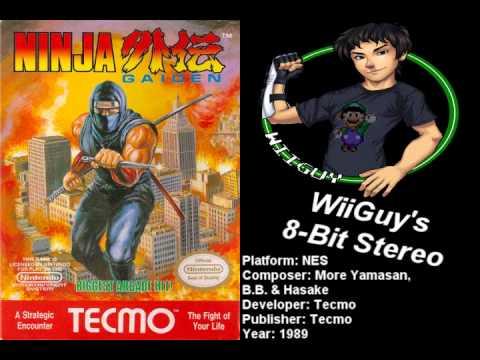 Ninja Gaiden NES Soundtrack  8BitStereo