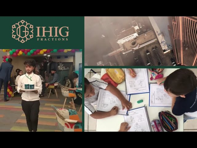 Glimpse of IHIG in less than a minute
