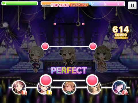 【デレステ】Tulip (SP VERSION) Master Full Combo