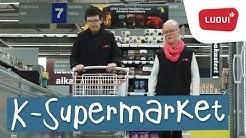 Työn raivaajat! - K-Supermarket, Alavus