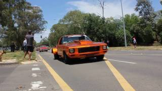 Summernats 30 Street Cruise