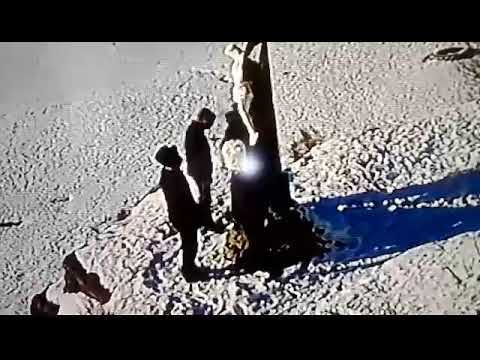 American Jewish Teens Suspected Of Vandalizing Crucifix In Uman