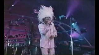"Jamiroquai  ""Cosmic Girl"" Live. The Tokyo Dome '99."