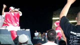 TECH N9NE Live @ Rock The Bells 2009 Chicago