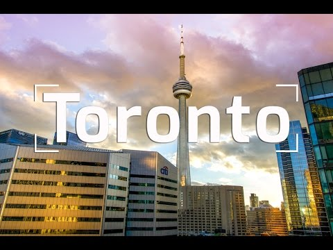 TORONTO CANADA - KENSINGTON MARKET & CHINATOWN