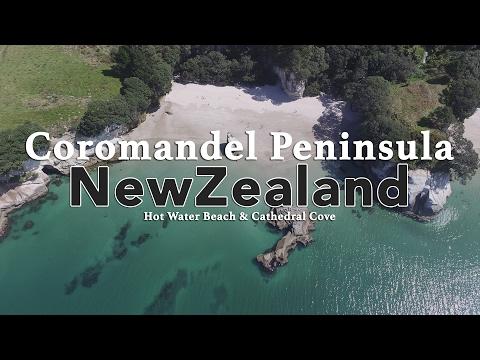 #8. Coromandel & Cathedral Cove - New Zealand